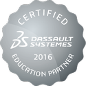 Certified Dassault Education Partner